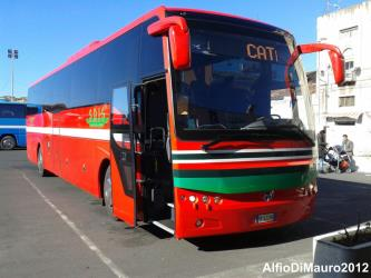 SAIS Autolinee Red Bus