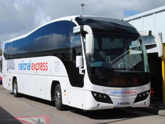 National Express exterior