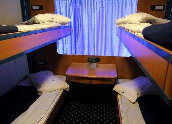 Sleeping cabin on board