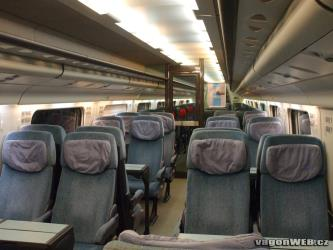 Intercity 2nd class